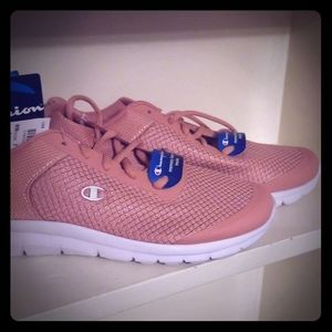 Champion Millenial Pink sneakers